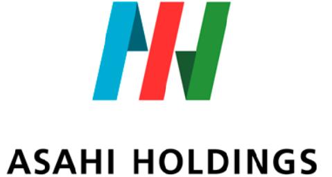 アサヒホールディングス株価